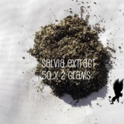 Standardized Salvia Extract 50x 2 grams