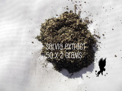 2G 50x Standardized Salvia Extract