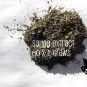 Standardized Salvia Extract 60x 2 grams
