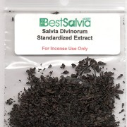 Standardized Salvia Extract 20x 2 grams