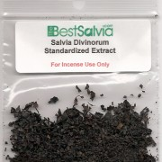 Standardized Salvia Extract 25x 3 grams