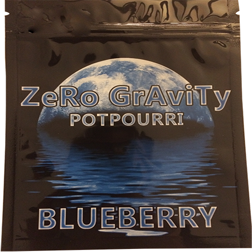 ZERO GRAVITY BLUEBERRY 3g