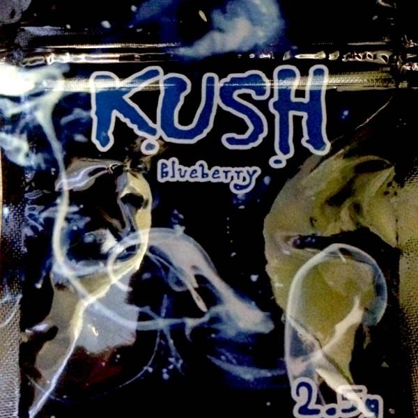 Kush blueberry 2.5
