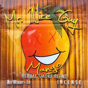 Mr Nice Guy Mango 1g