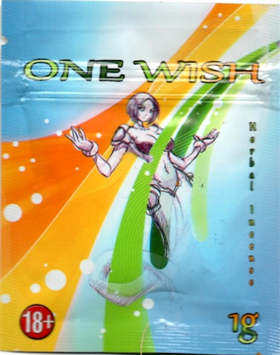 One Wish Herbal Incense 3g Pack