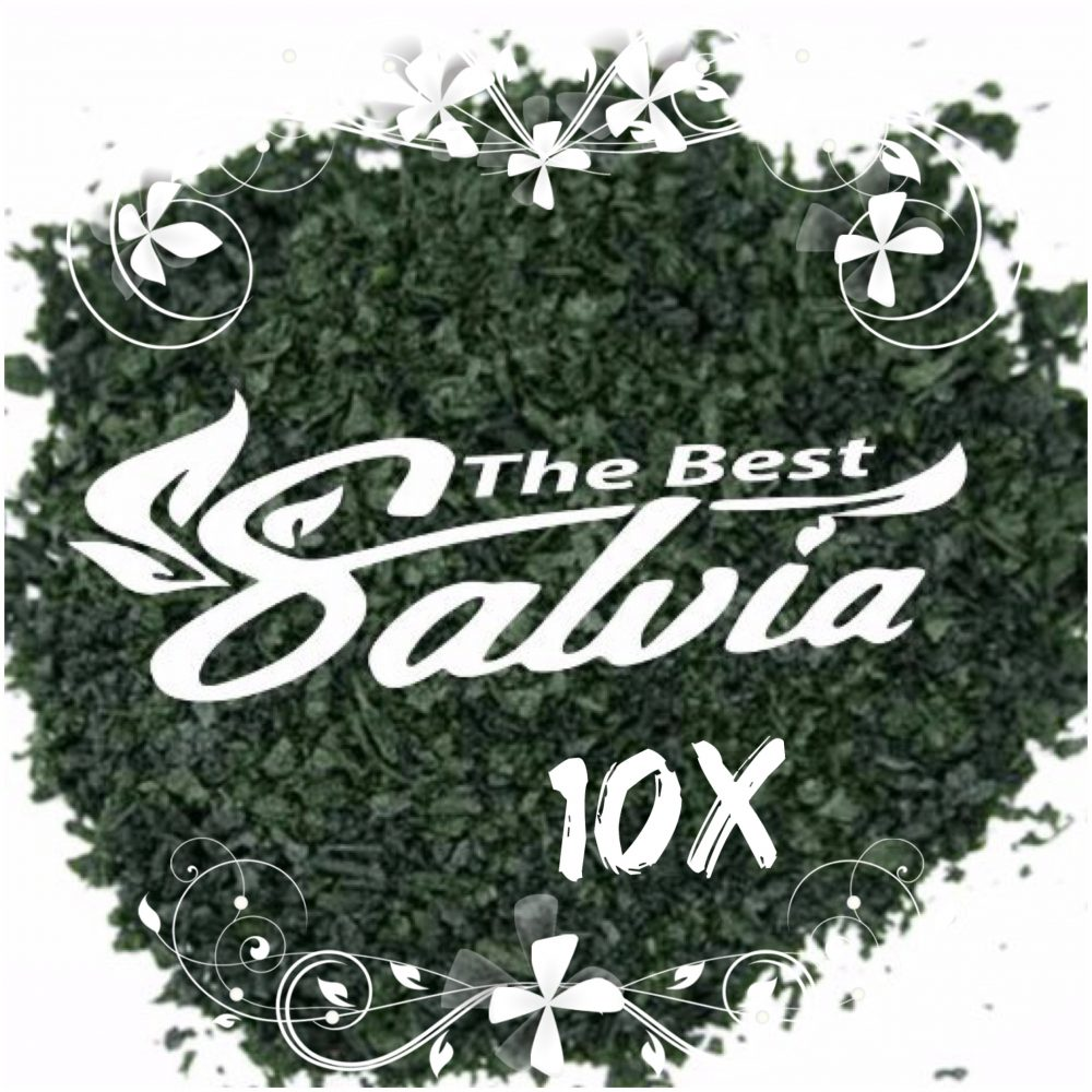 Salvia Extracts 10X